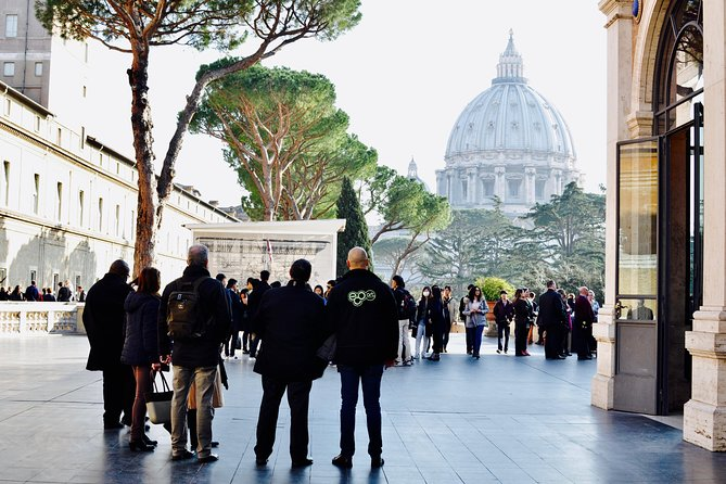 Fast Track Access Vatican Museums Sistine Chapel & St Peters Basilica Tour