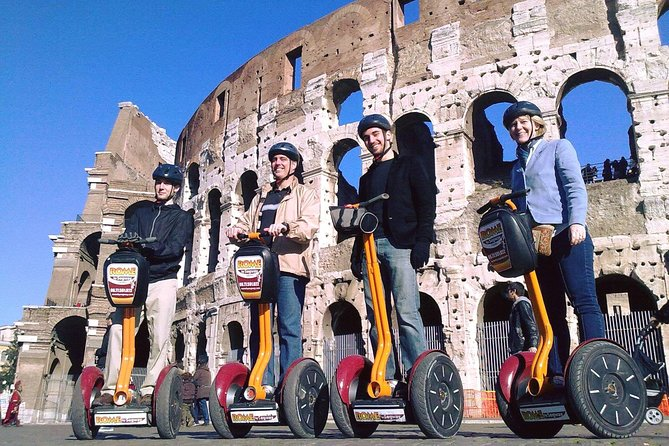 Segway Tour of Ancient Rome