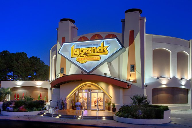 Legends In Concert's all-new, state-of-the-art theater is located conveniently in the heart of Myrtle Beach.