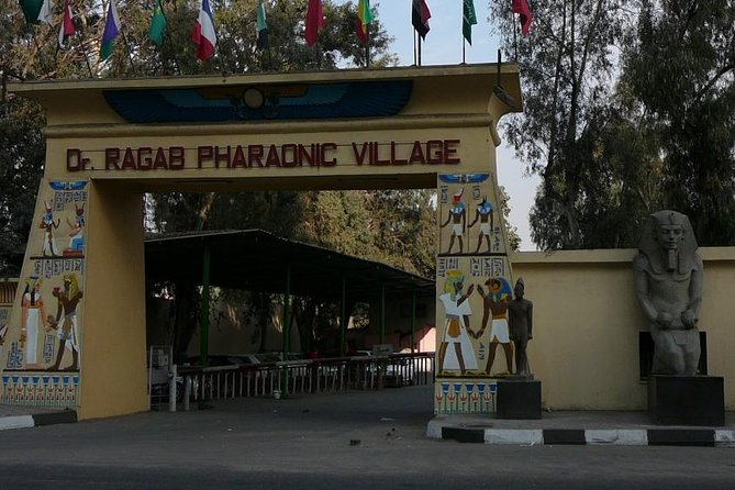 4-Hours Pharaonic Village Guided Tour