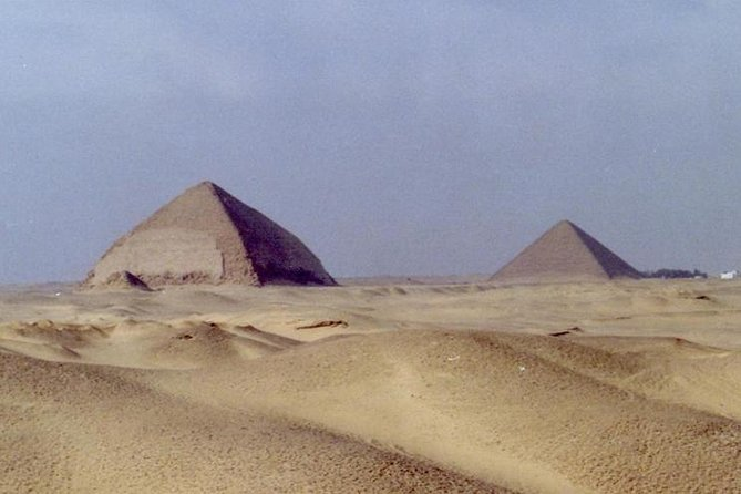 Private Day Tour to Giza Pyramids, Sakkara, Dahshur Pyramids, and Memphis