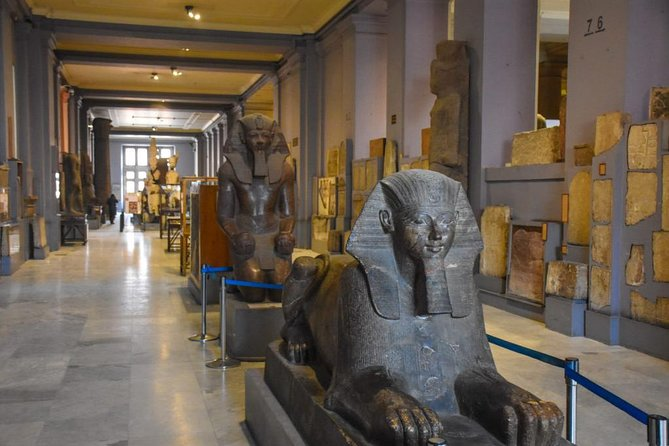 Half-Day Private Tour to The Egyptian Museum