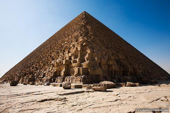 Layover Trip from Cairo Airport to Giza Pyramids, Sakkara, Dahshur Pyramids,