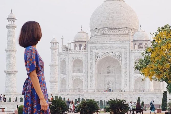 Private Same Day Agra Tour By Car from Delhi