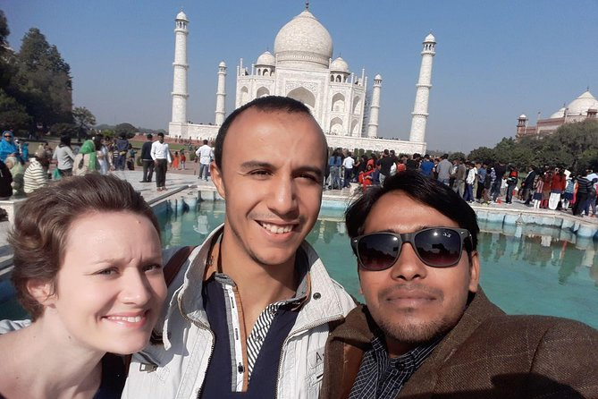 Private Overnight Golden Triangle Tour Package from Delhi by car