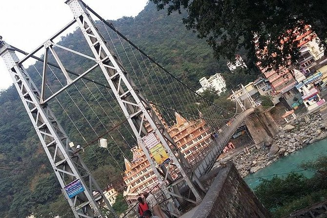 Private Same Day Haridwar Rishikesh Tour From Delhi by Car