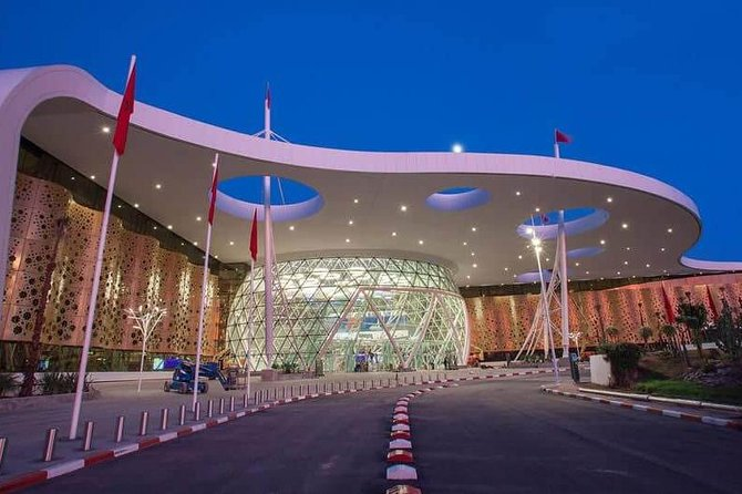 Marrakech Airport Arrival Transfer to your Hotel