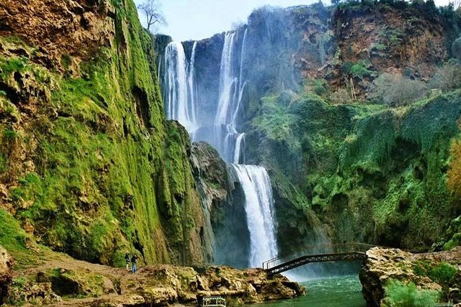 DAY TRIP TO OUZOUD FALLS FROM MARRAKECH