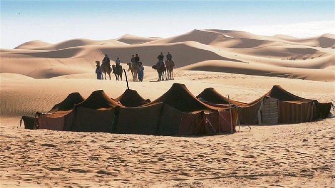 Desert Safari of 3 Days From Marrakech (Ouarzazate and Merzouga) With Accommodation Half Board