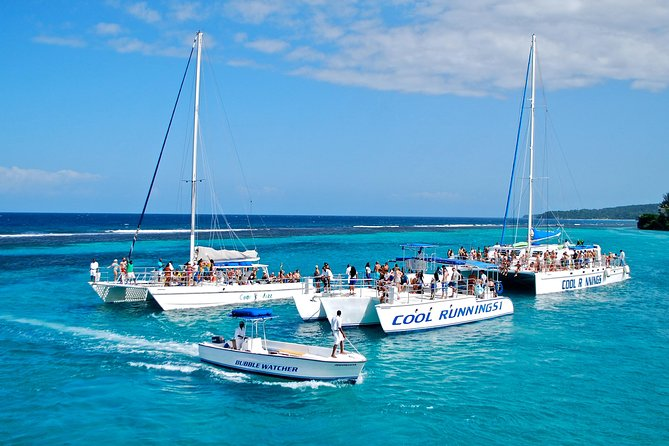 Crucero en catamarán Cool Runnings