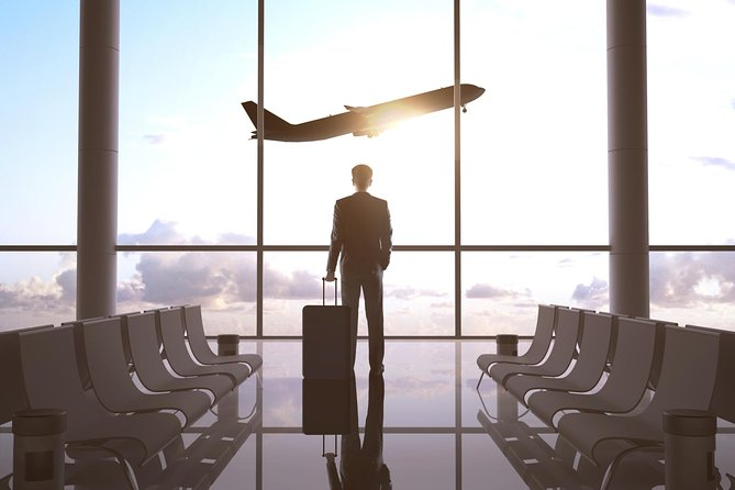 Shared Departure Transfer: Cyprus Hotels to Larnaca Airport