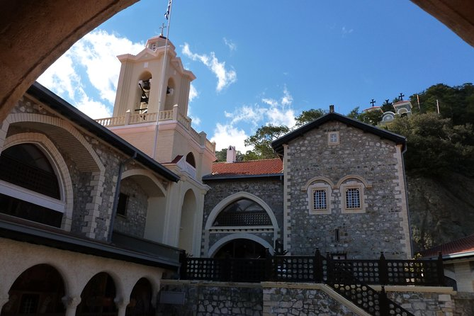 Treasures of Troodos Mountain from Paphos Town