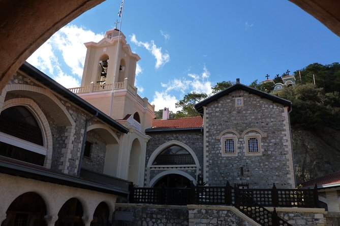 Treasures of Troodos Mountain from Limassol