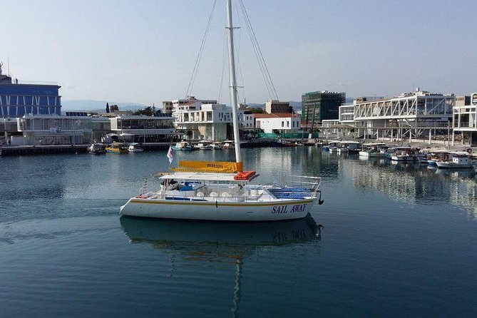 Catamaran Cruise from Limassol