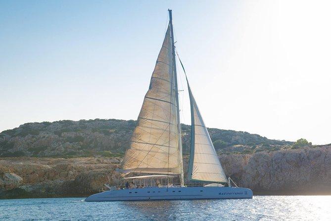 Croisière en catamaran VIP depuis Ayia Napa