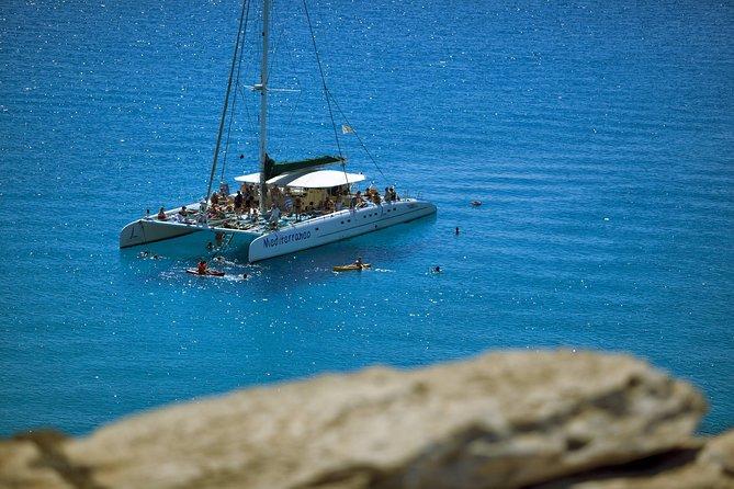 Catamaran Cruise Protara