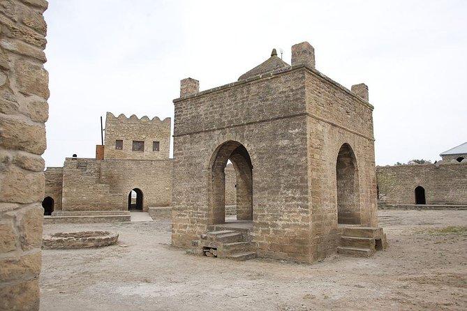Absheron peninsula - another side of Baku