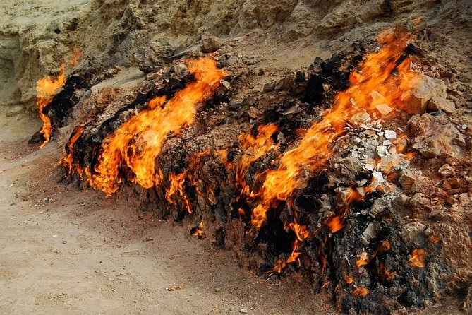 Yanardag (Burning Mountain)