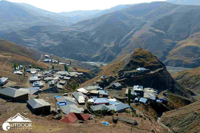 Lahij - Babadagh - Khinaliq