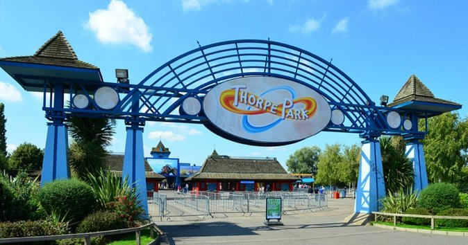 Thorpe Park with Transfer from Brighton, Crawley or Burgess Hill