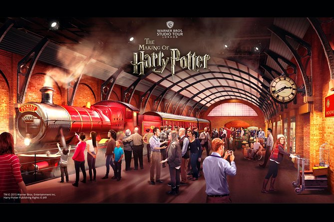Warner Bros Studio Tour London - The Making of Harry Potter Including Transfers