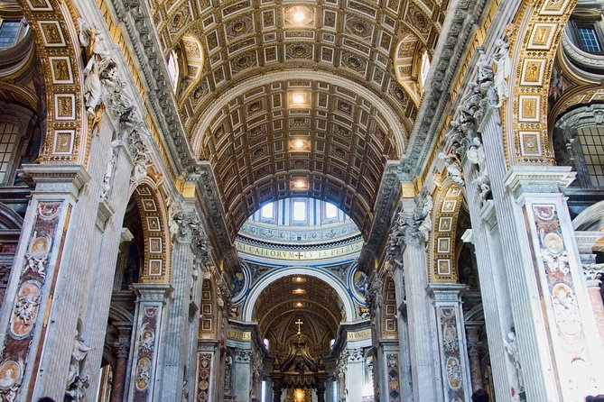 Skip-the-Line Small-Group Tour: Vatican, Sistine Chapel, and St. Peter's Basilica