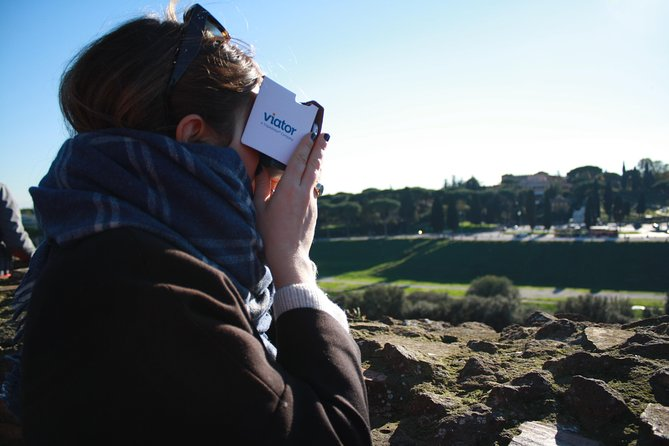 Colosseum & Forum with VR Semi Private Tour MAX 6 PEOPLE | with Private Option