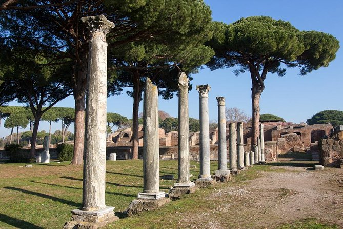 Ostia Antica Half Day Small Group Tour with Train - Rome's Ancient Harbor City
