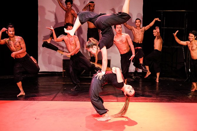 Siem Reap Phare: The Cambodian Circus Show Admission Ticket