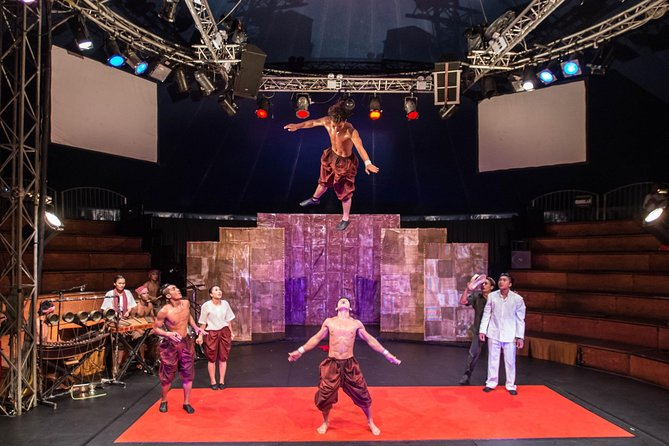 Phare: The Cambodian Circus Show in Siem Reap