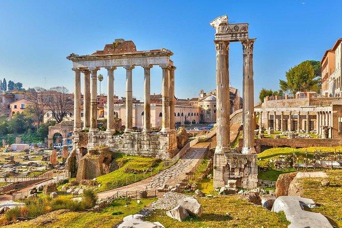 Shared Roundtrip transfer from Civitavecchia to Rome