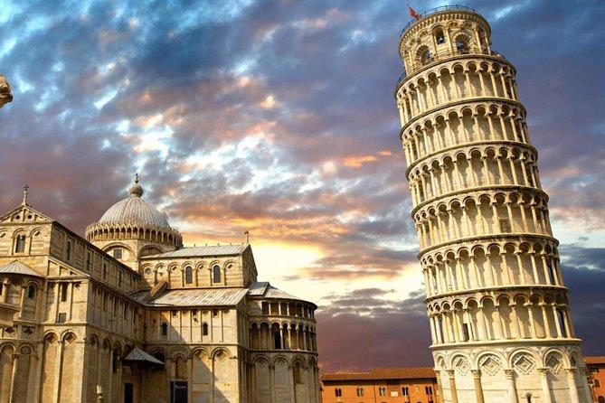 Small Group Tour Rome To Pisa