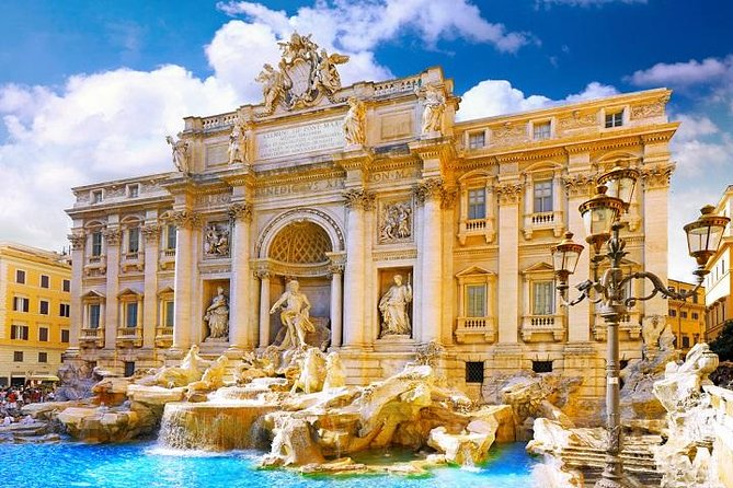 Civitavecchia Shore Excursion: Rome Private Tour with English Speaking Driver