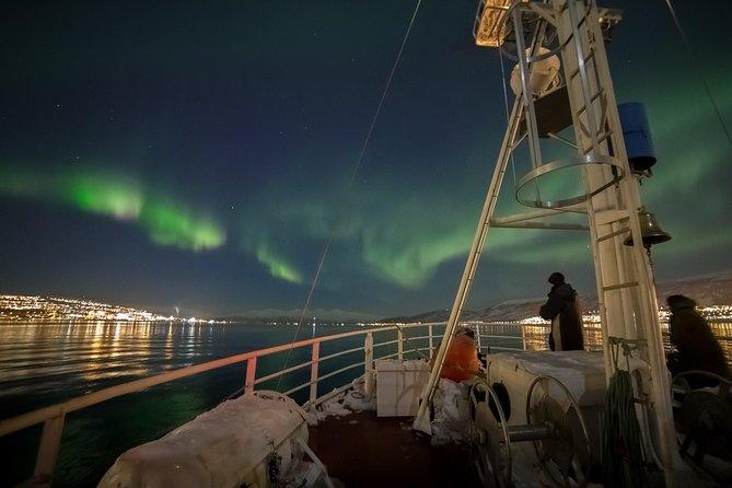Crociera dell'aurora boreale da Tromsø