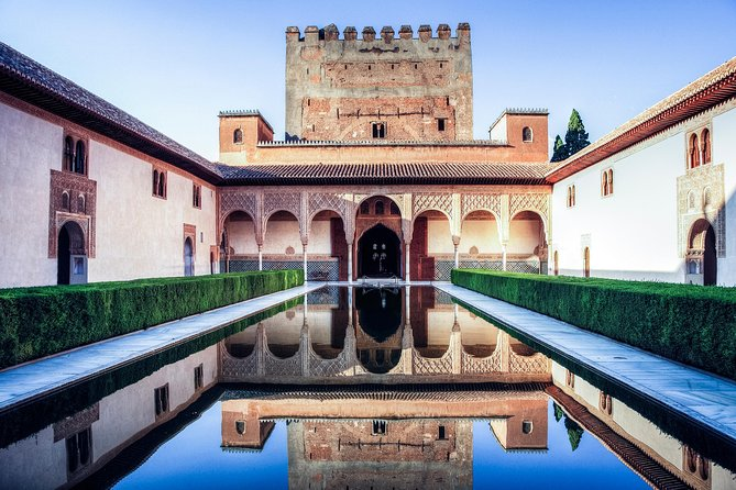 Day trip to the Alhambra from Seville
