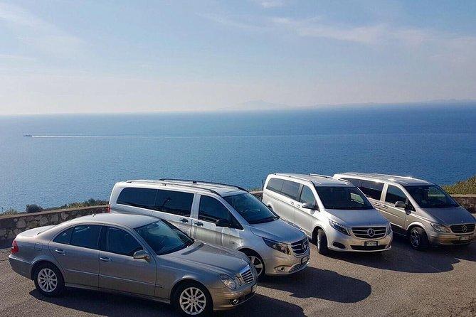 Amalfi Coast Experience Private Tour from Sorrento