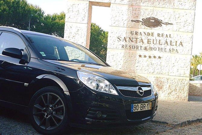 Private Transfer Lisbon - Pine Cliffs Algarve (up to 4 passangers)