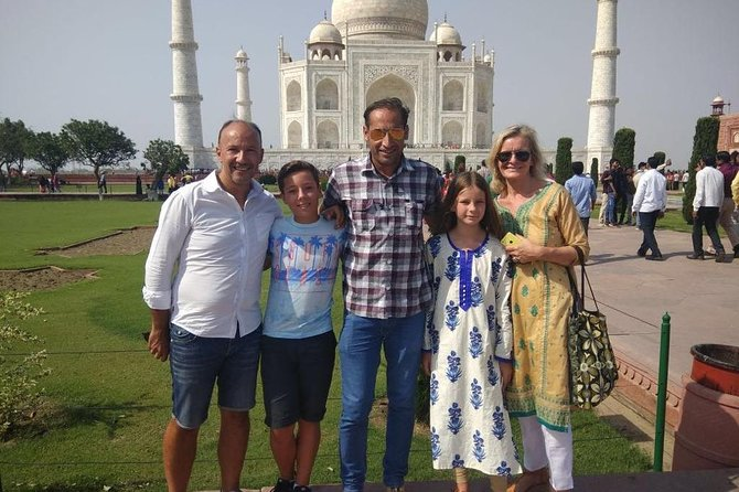 Agra Overnight Tour by Train
