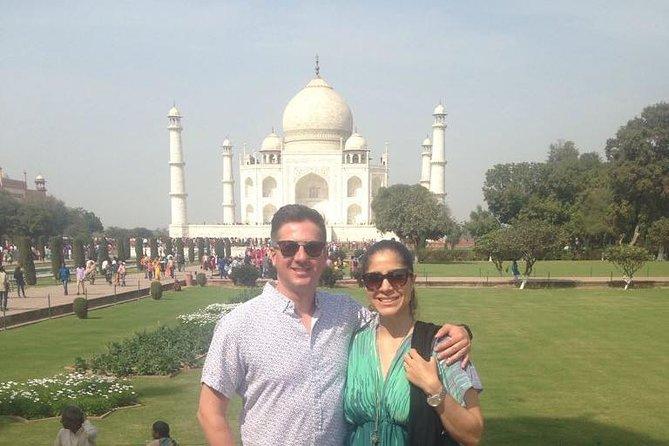 Private Tour : Sunrise Trip To Agra From Delhi Including Taj Mahal & Agra Fort