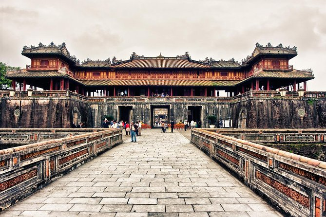 Private Full day Imperial Hue city tour from Hue