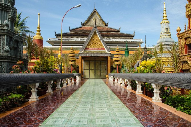 4-Day Tour from Siem Reap to Phnom Penh