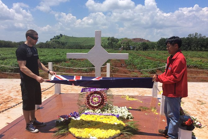 Private Long Tan Tour and Nui Dat Battle Field