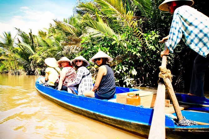 3-Day Small-Group Best of Ho Chi Minh: City Sightseeing, Cu Chi Tunnels and Mekong Delta Tour