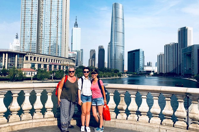 4-Hour Private Tianjin Walking Tour with Dim Sum