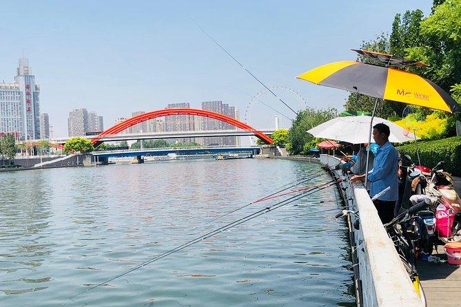 Private Tianjin Fishing Tour with Dumplings