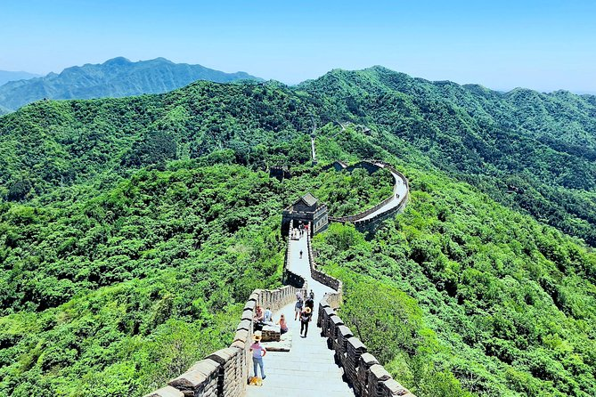 Private Great Wall Tour from Tianjin Cruise Port
