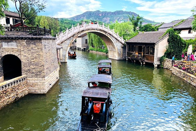 Beijing Gubei Water Town and Great Wall Day Trip