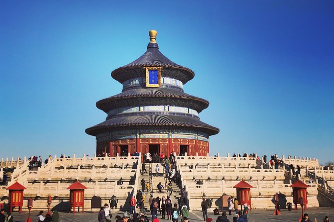 Forbidden City, Temple of Heaven and Summer Palace Private Day Tour
