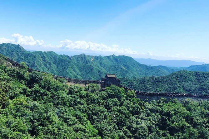 Private Full Day Tour with Mutianyu Great Wall, Dumplings & Spa