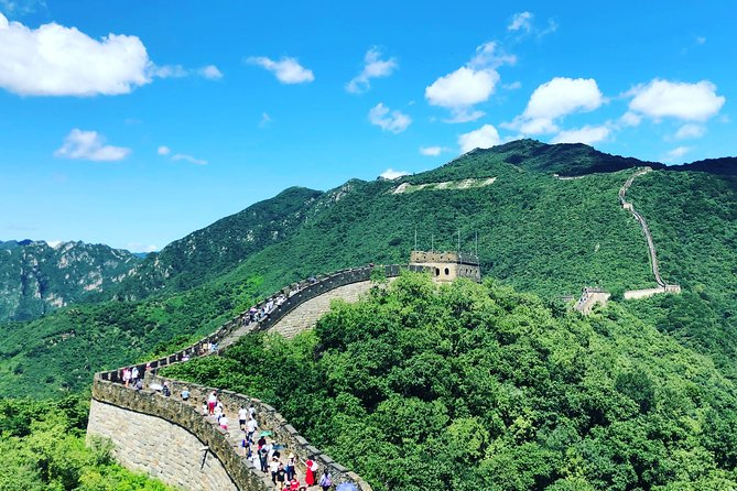Private Full Day Tour: Mutianyu Great Wall, Dumplings , Hutongs by Rickshaw